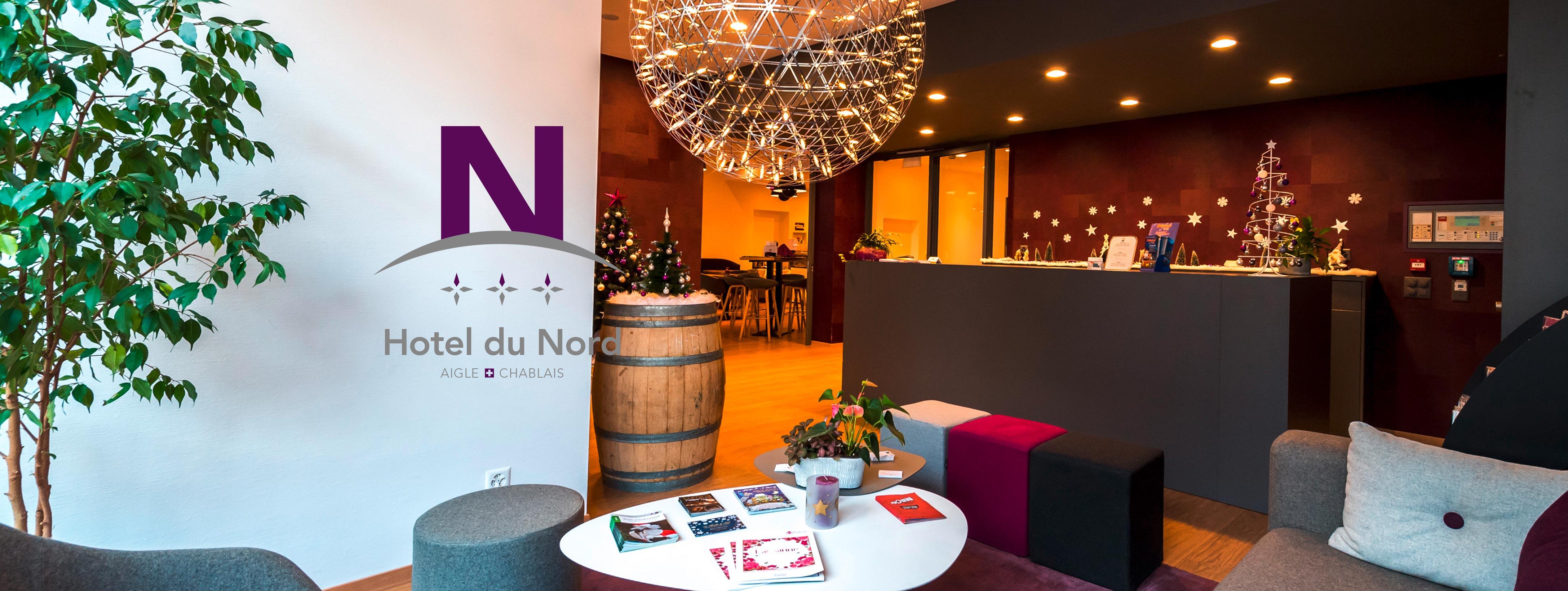 los angeles 49593 f065b Hotel du Nord Aigle Chablais Vaud Suisse | Your City Hotel ...